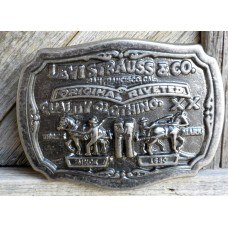 Limited Edition Levi's Belt Buckle