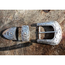 Diablo Buckle Set 1½""