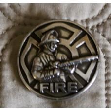Fire Screw Concho.