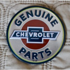 Chevrolet Genuine Parts Fridge Magnet