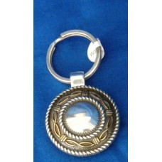 Angel Fire Concho Key Fob.