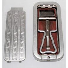Second Series Rolls Safety Razor  Nickel Box.