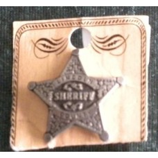 Sheriff Lincoln County Lapel Badge