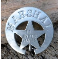 Marshal IT United States Badge