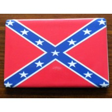 Fridge Magnet Confederate States Flag