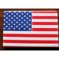 Fridge Magnet US Stars and Strips Flag