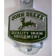 John Deere Wall Bottle Opener