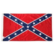 Confederate States Flag 3ft x 5ft (91.5cm x 152.5cm)