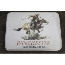 Winchester Small Metal Tin