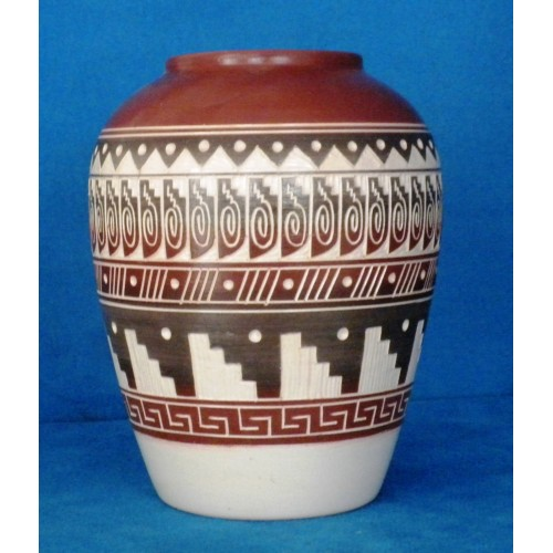Traditional South Western Design Pottery Native American Style Medium,4 Principles Of Experimental Design Ap Stats