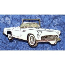 Ford Thunderbird T Bird Convertable Car Watch Fob.