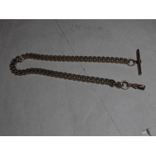 Heavy Huge 51 gram Gold Filled Antique Watch Chain.