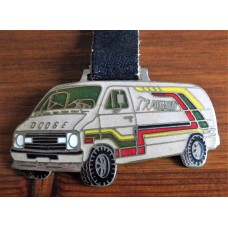 Dodge Van Watch Fob/Key Ring.
