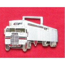 Consolidated Semi Tractor and Trailer Logo  Fob