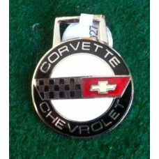 Chevrolet Corvette Car Logo Watch Fob
