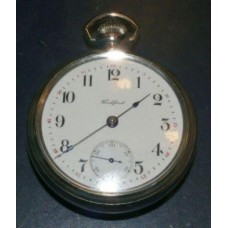 Antique 1899 Rockford Pocket Watch Size 18.