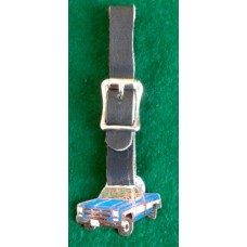 Chevrolet Truck Light Blue Watch Fob