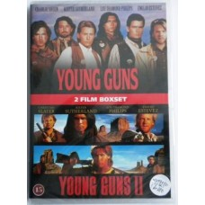 Young Guns 2 Film Boxset